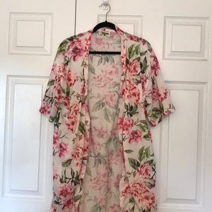 Flower Robe from Show me your Mumu